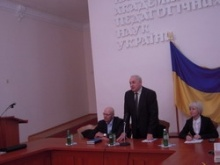 MEETING WITH V.I. LUHOVYI